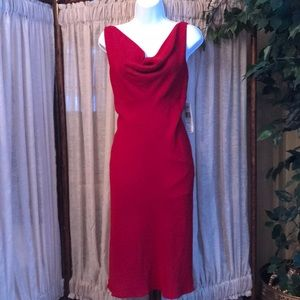 Holiday Red Party Dress NWT